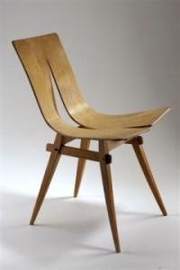 Krzesło sklejka, Jak Kurzątkowski krzesła projekty,