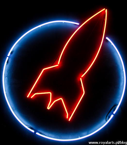 neon, neony, polskie neony, polish neon, noc muzeow, royal arts