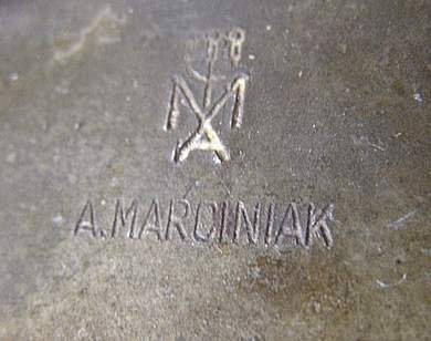 Lampa Marciniak, oświetlenie A. Marciniak, Lampa gabinetowa A.Marciniak