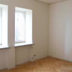 dobre gipsy, dobre tynki, drzwi dre, duży korytarz, idealne tynkowanie, korytarz art deco, przedwojenny korytarz, Płytki vives