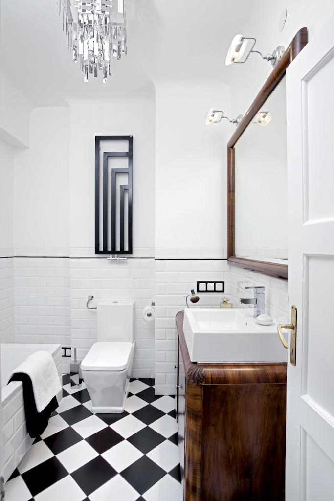 warszawa mokot w apartament art deco royal arts projektowanie i aran acja wn trz marlena. Black Bedroom Furniture Sets. Home Design Ideas