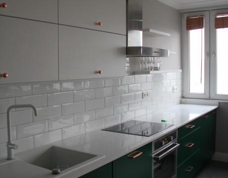 Royal Arts Marlena Kwiatkowska Mieszkanie Apartament Łazienka Drewno Miedź 2
