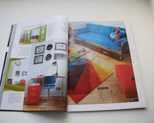 Royal Arts Marlena Kwiatkowska Projektant Wnętrz Publikacja Magazyn Cztery Kąty Antyki 3