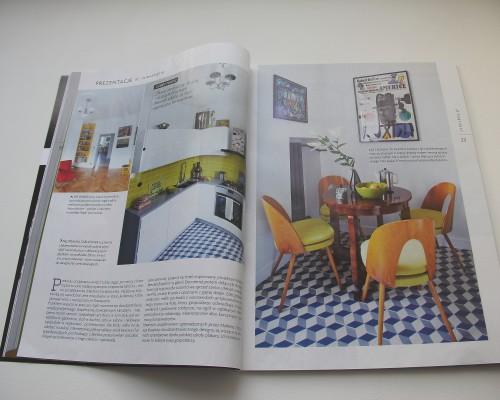 Royal Arts Marlena Kwiatkowska Projektant Wnętrz Publikacja Magazyn Cztery Kąty Antyki 4