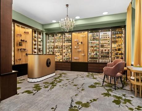 Perfumeria Quality Wrocław, fot. Wojciech Dziadosz (1) — Royal Arts Projekt Wnętrza