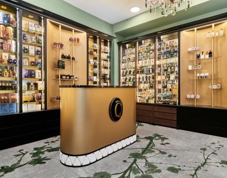Perfumeria Quality Wrocław, fot. Wojciech Dziadosz (3) — Royal Arts Projekt Wnętrza