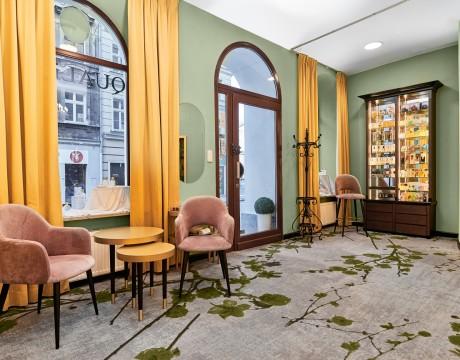 Perfumeria Quality Wrocław, fot. Wojciech Dziadosz (4) - Royal Arts Projekt Wnętrza